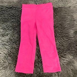 Toughkins Girls Pink Sweatpants